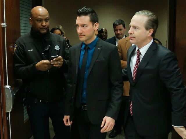 David Daleiden Turns Himself in on Planned Parenthood Sting Charges
