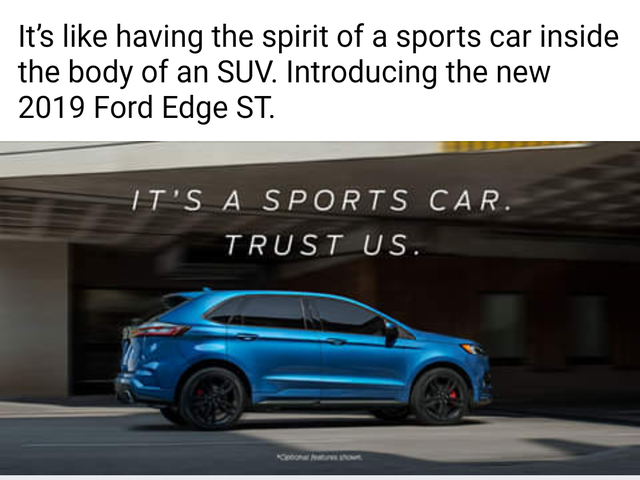 FUCK YOU, FORD