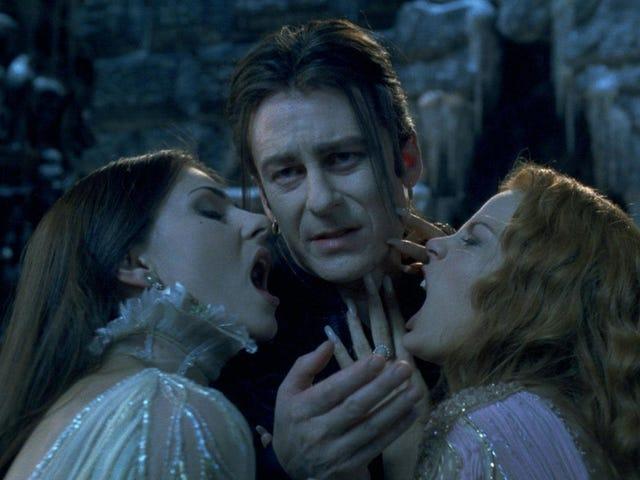 Roberto Aguirre-Sacasas Dracula-serie, Bruden, skulle kunna ledas till ABC