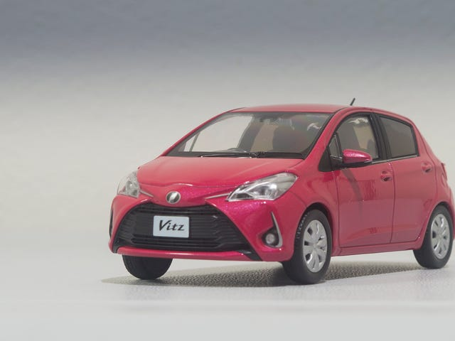 Land of the Rising Sun-Day: Toyota Vitz