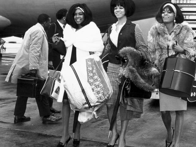Some Getaway Inspiration From the Supremes