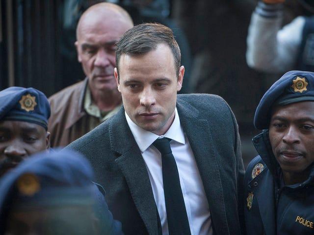 Oscar Pistorius's Prison Sentence Has Been Doubled