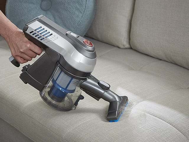 Vacuum All The Things With This $95 Cordless Hoover
