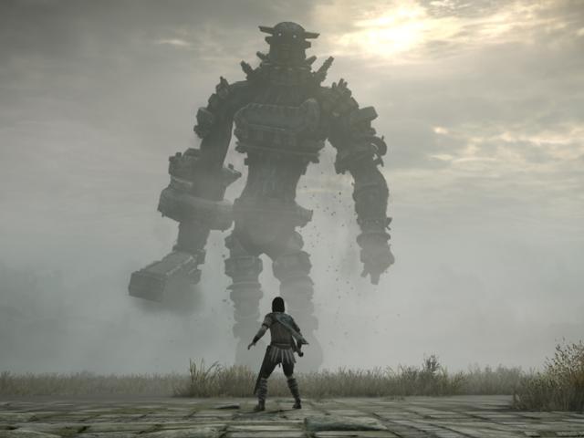 Ombre du colosse: l'ombre d'un jeu étonnant