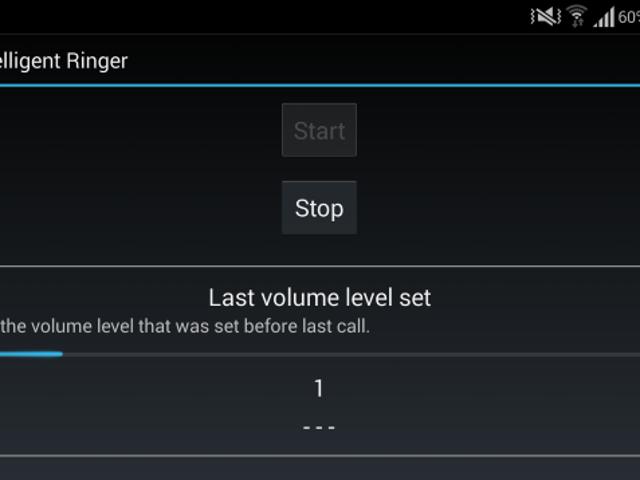 Intelligent Ringer Adjusts Your Ringtone Volume Based on Ambient Noise