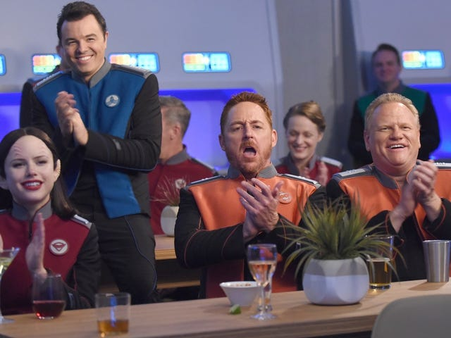 The Orville's 13 Funniest and Most Surprising Moments (So Far)