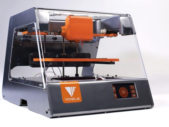 Ini Mesin $ 9K Bolehkah Usher dalam Era Elektronik Bercetak 3D