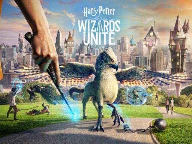 Nianticの最新の拡張現実ゲーム、Harry Potter:Wizards UniteがiOSとAnで公開されました