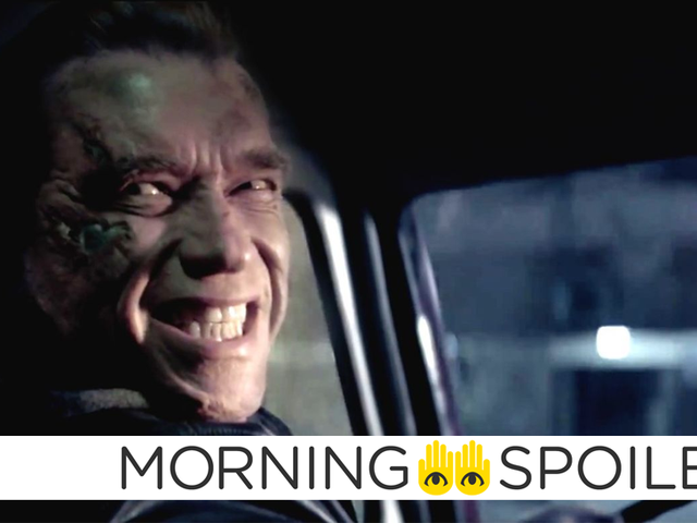 Updates on the Next Terminator Movie, Black Mirror's Return, and More