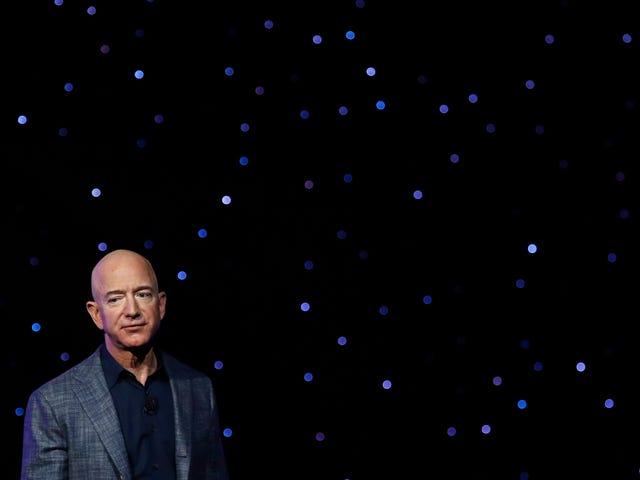 Jeff Bezos n'écouterait même pas ses employés qui veulent qu'Amazon s'attaque au changement climatique