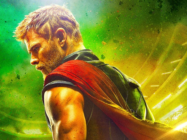 All the Weird Things We Learned From the Thor: Ragnarok Blu-ray