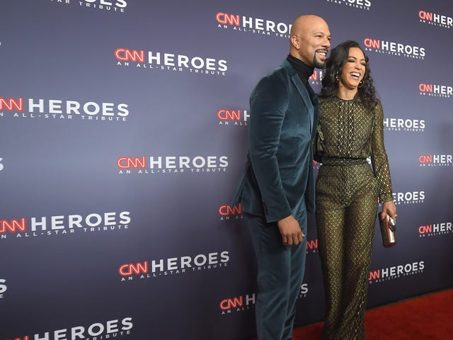 Common and Angela Rye Call It Quits