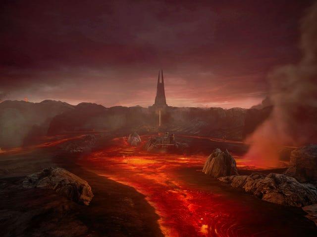 Người hâm mộ Star Wars sẽ thích giúp Chúa tể bóng tối đạt được định mệnh của mình trong Vader bất tử