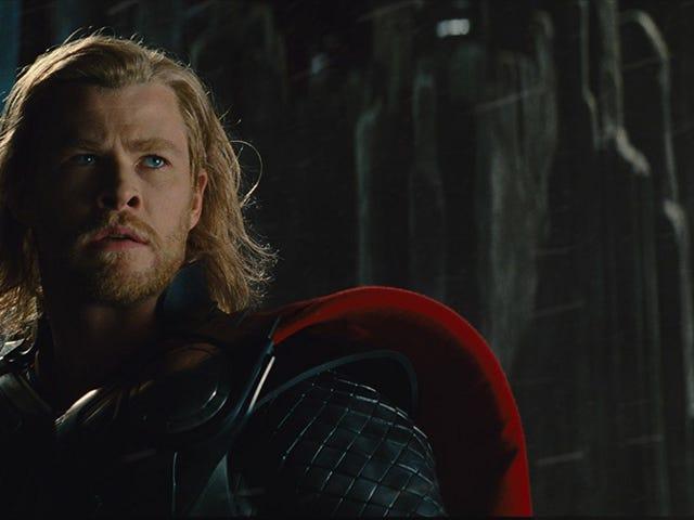 Thor Volgens een n00b: Hail Thunder God?