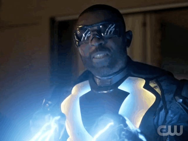 Cress Williams Explains How Black Lightning Uses His Powers Without Electrocuting People to Death