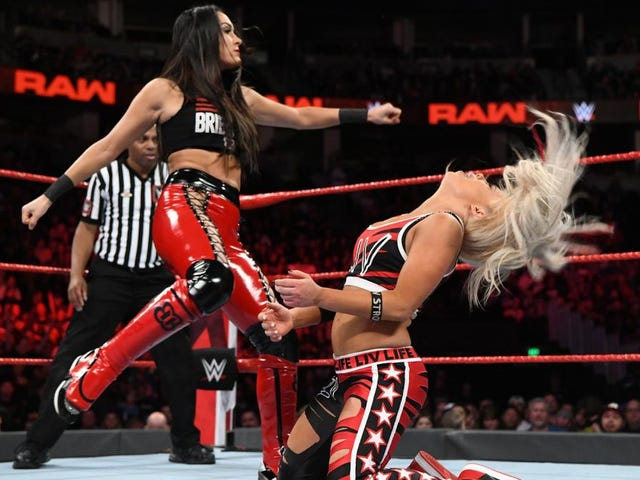Accidents Happen, But Brie Bella's Just Keep Piling Up
