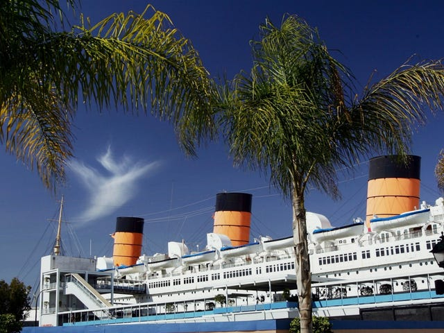 It'll Cost a Pretty Penny to Repair the Aging Ocean Liner Queen Mary