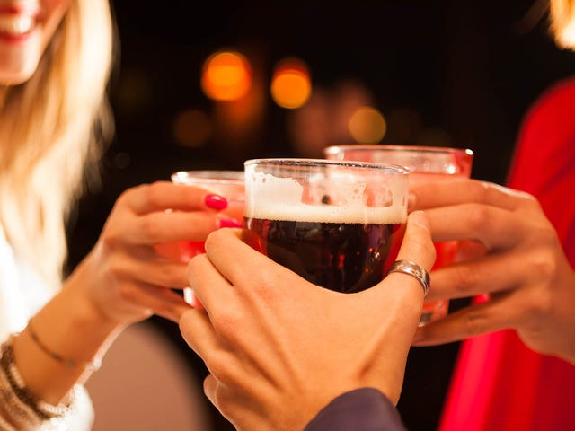 American women drinking more, living less