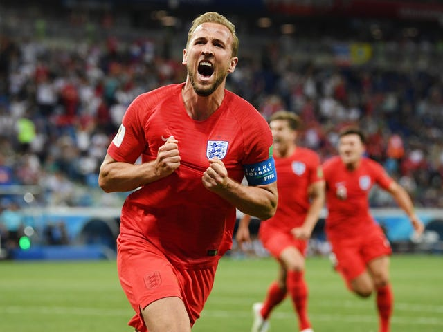 Harry Kane Saves England With Dramatic 91st-Minute Winner