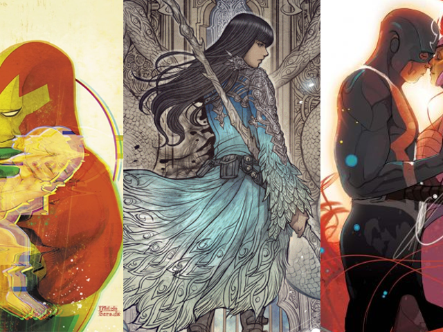 Here Are Your 2018 Eisner Award Nominees