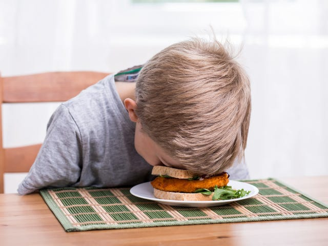 What's the saddest meal you've eaten?