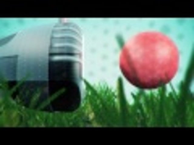 What's Inside a Golf Ball
