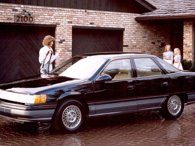 Comment Of The Day: Mercury Sable Edition