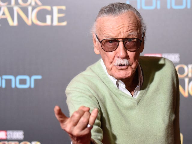 Report: The Stan Lee Saga Is Only Getting Stranger and Sadder