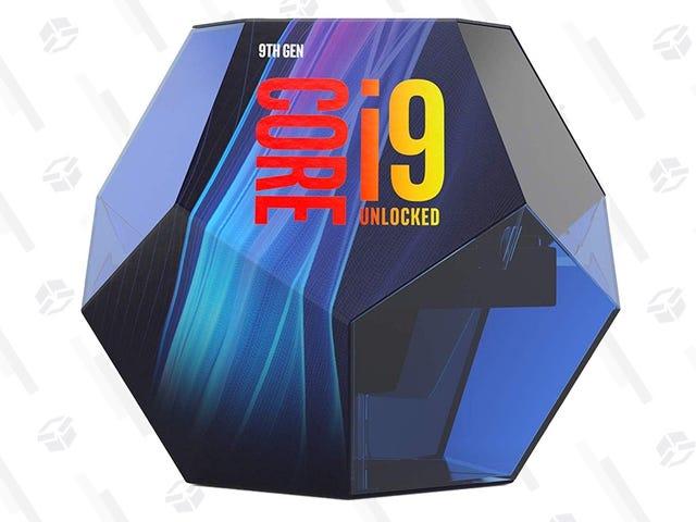 Reserva y ahorra $50 al comprar el procesador i9 de Intel (disponible a partir de mañana)