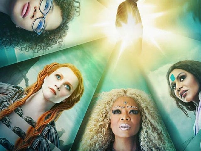 The Retroactive Healing Power of A Wrinkle in Time