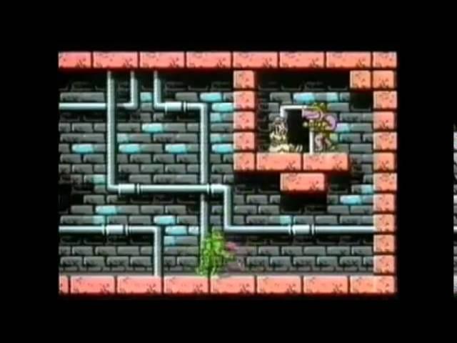 Geç TAY Retro: Nintendo Eğlence Sistemi |  Teenage Mutant Ninja Kaplumbağalar |  TV Reklamı (NA)
