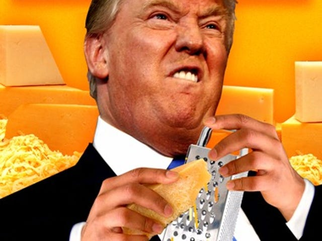 Ban Pre-shredded and Pre-sliced cheese. Make America Grate Again