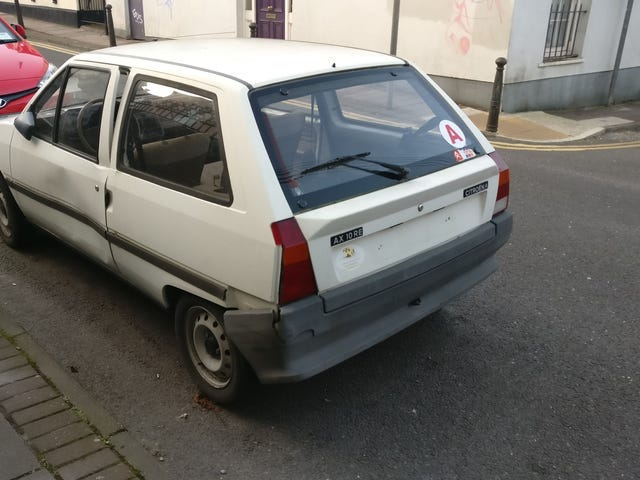 A Citroën, unexpectedly