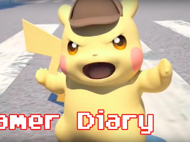 Gamer Diary: Detective Pikachu
