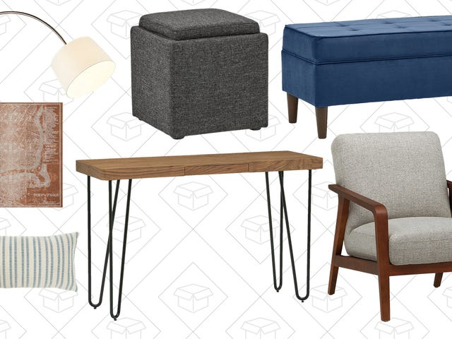 """<a href=""""https://kinjadeals.theinventory.com/amazon-makes-furniture-now-and-a-bunch-of-it-is-15-of-1820734394"""" data-id="""""""" onClick=""""window.ga('send', 'event', 'Permalink page click', 'Permalink page click - post header', 'standard');"""">Amazon Makes Home Decor Now, and A Bunch Of It Is 15% Off For Prime Members</a>"""