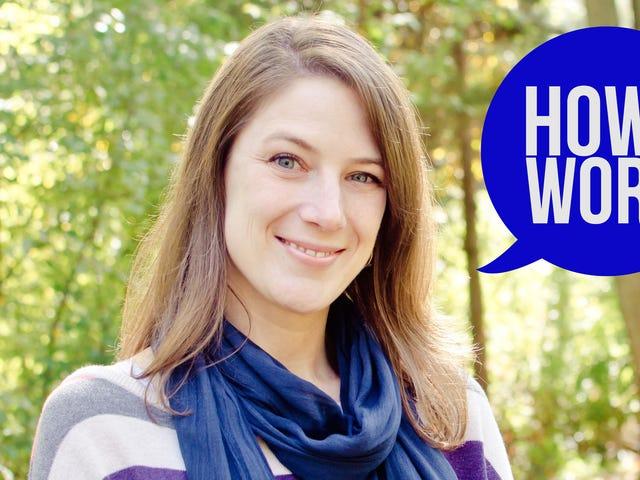 Soy Meghan Walbert, editora de crianza de Lifehacker, y así es como trabajo