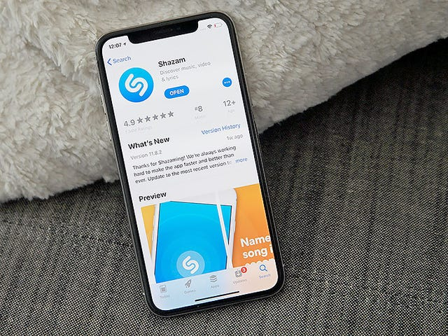 Apple's Purchase of Shazam Gets Put on Hold While EU Investigates Anti-Trust Concerns