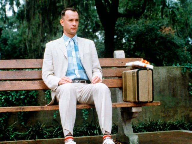 Let's talk about the atrocious Forrest Gump sequel that was nixed due to 9/11
