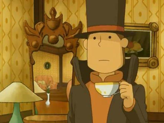 El profesor Layton obtendrá una serie de televisión