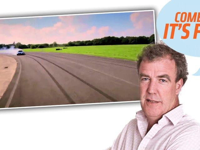 Adam sorunları ile BMW satın alır, <i>Top Gear</i> viteste hoped oldu bulur