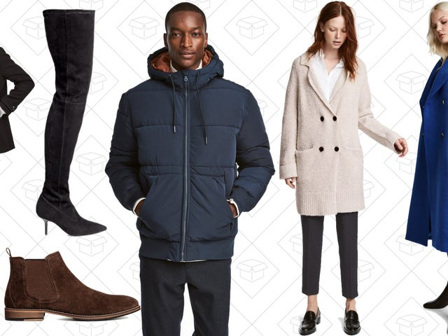 Your Entire Winter Wardrobe Is Up to 60% Off at H&M, Today Only