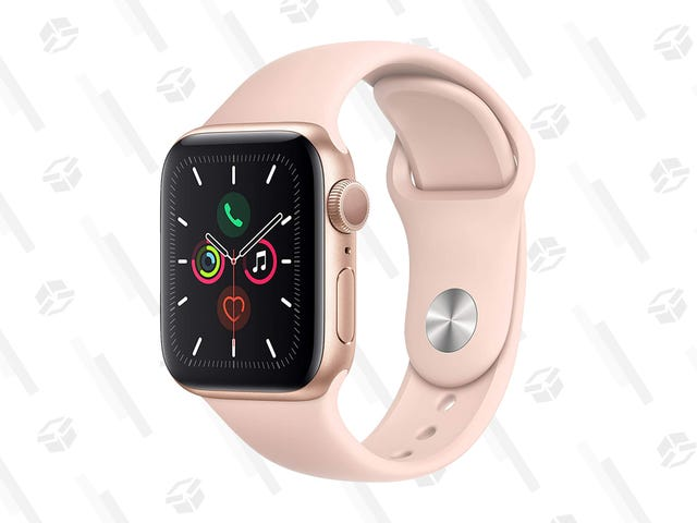Купите Apple Watch Series 5 на 100 долларов меньше
