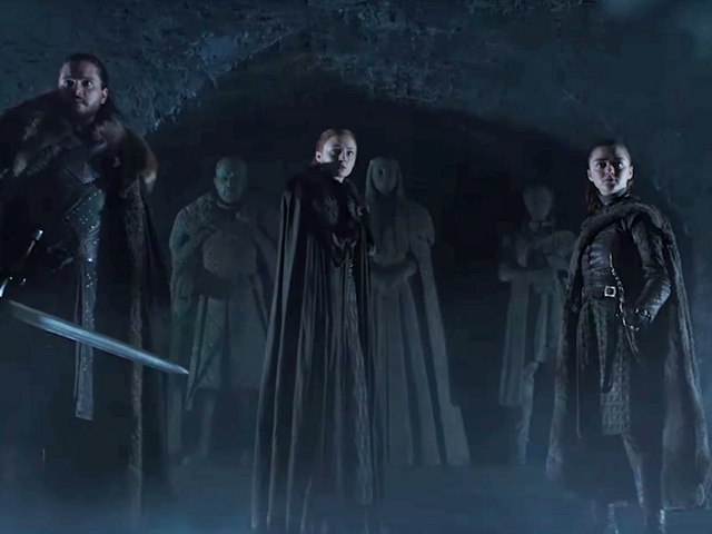 Game of Thrones' Season 8 Teaser Pits Westeros Against the Coming Night