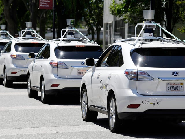 Automakers Admit The Driverless Car Revolution Will Take 'At Least Four Decades'