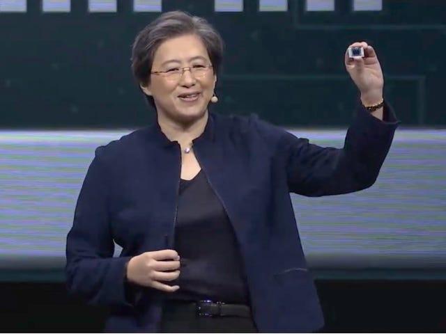 AMD, похоже, серьезно относится к ноутбукам