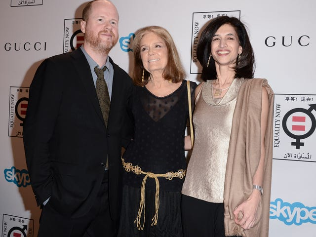 """La ex esposa de Joss Whedon: """"Él no es quien pretende ser"""""""