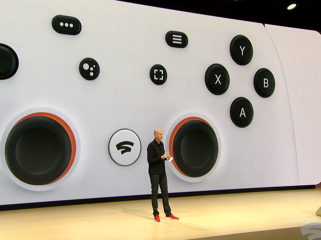 What We Know And Don't Know About Google's New Gaming Platform Stadia