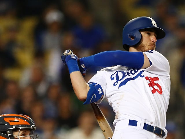 The Dodgers Simply Cannot Stop Dingering