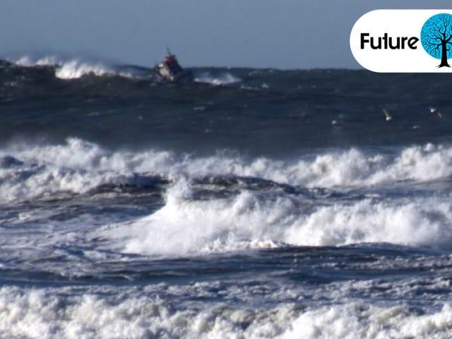 Αυτό είναι το πώς ο ωκεανός κάνει τη Γη Ζωή