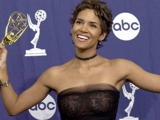 Halle Berry Attributes Her Fame to Cutting Off All Her Hair
